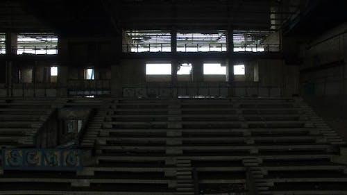 Abandoned Tribune
