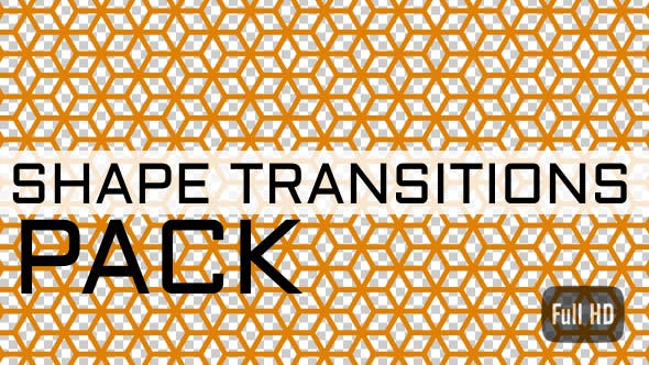Thumbnail for Shape Transitions Pack