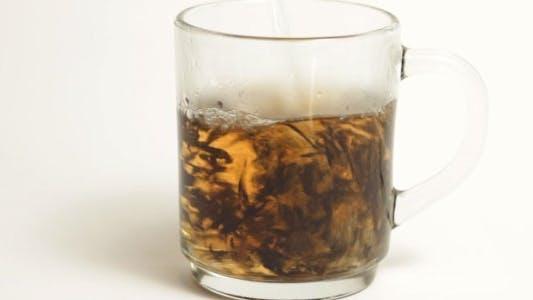 Thumbnail for Making Black Tea on White Background