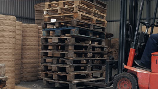 Cover Image for Pallet Loading
