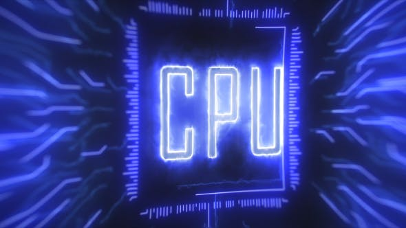 Thumbnail for Luminous CPU Visualization