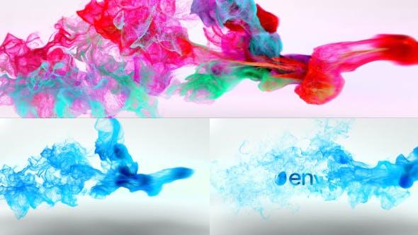 Thumbnail for Logo de particules colorées Reveal v2