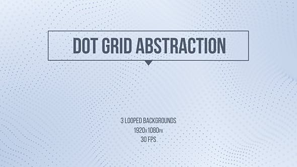 Thumbnail for Dot Grid Abstraction