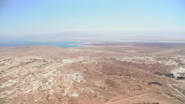 Cover Image for Masada and Dead Sea