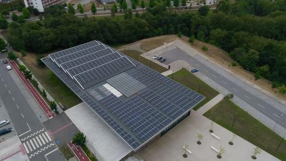 Thumbnail for Solar Panels on Roof House