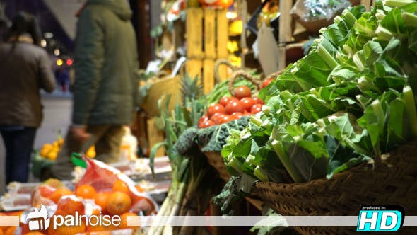Thumbnail for Fruits Vegan Vegetable Market Shop