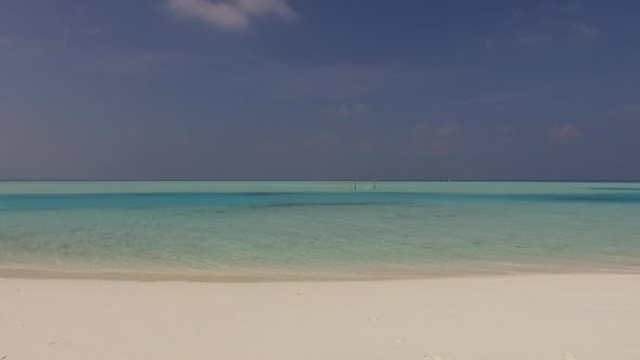 Thumbnail for Sea And Sky On Maldives Beach 2