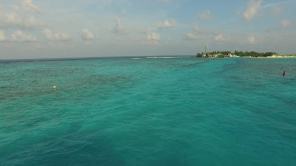 Cover Image for Sea Shore Of Maldives Beach 29