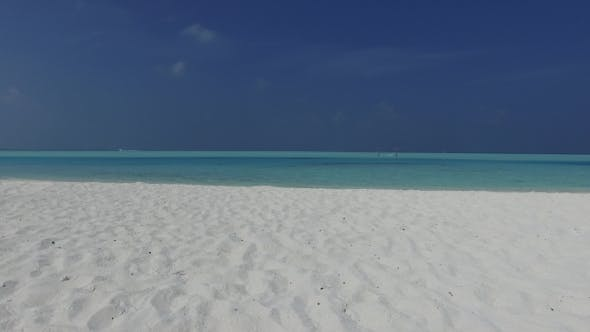 Thumbnail for Sea And Sky On Maldives Beach 3