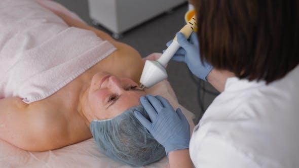 Thumbnail for Face Skin Care Treatment