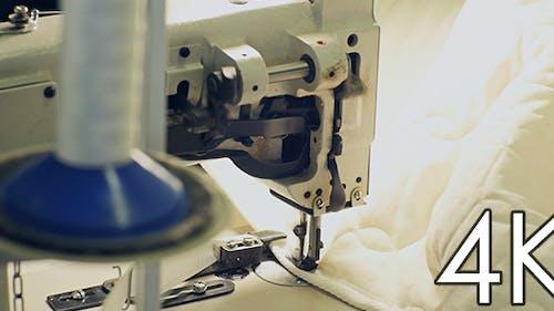 Seam Stitching