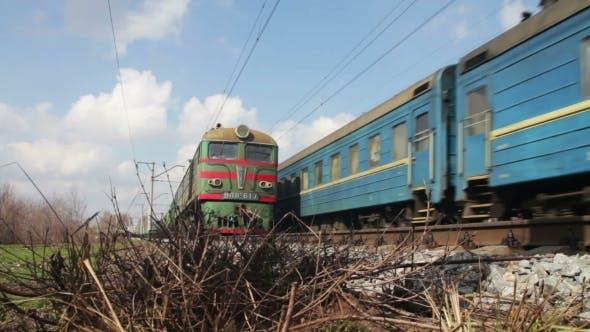 Thumbnail for Train Rides On Rails