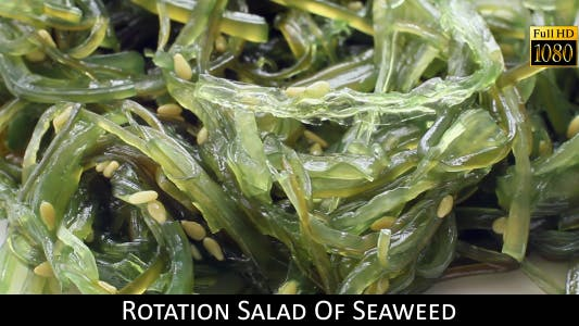 Cover Image for Salad Of Seaweed 2