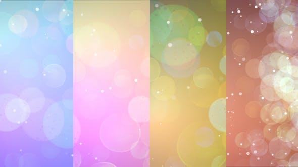 Thumbnail for Colorful Iris Bokeh Vol.2