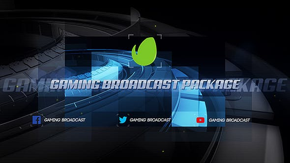 Thumbnail for Gaming Broadcast Package
