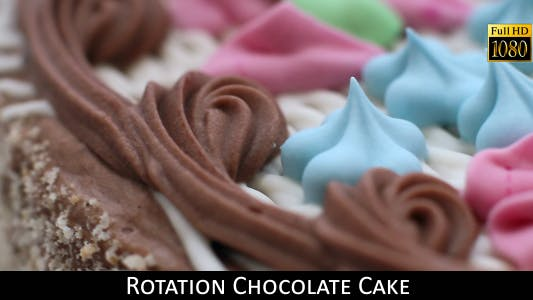 Cover Image for Rotation Chocolate Cake 2