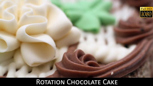 Cover Image for Rotation Chocolate Cake 3