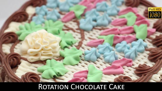 Thumbnail for Rotation Chocolate Cake 5