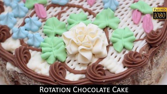 Thumbnail for Rotation Chocolate Cake 8