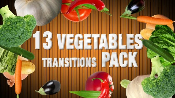 Thumbnail for Vegetables Transitions Pack
