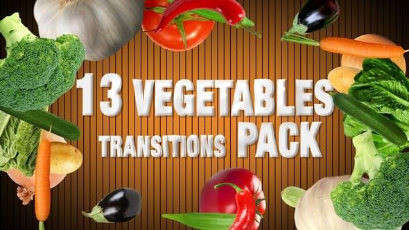 Thumbnail for Gemüse Übergänge Pack