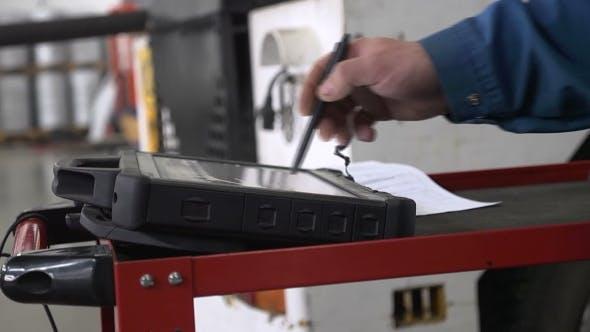 Thumbnail for Car Diagnostics Of Mechanic