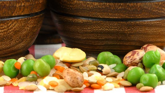 Thumbnail for Delicious Mixed of Legumes Food 5