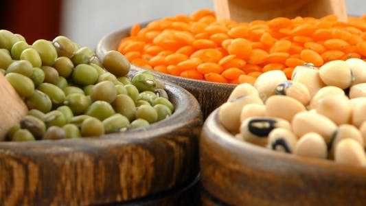 Thumbnail for Delicious Mixed of Legumes Food 7