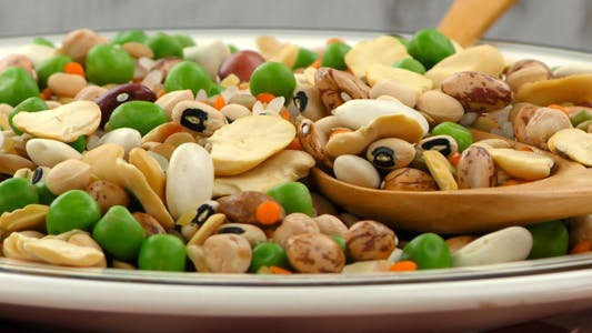 Thumbnail for Delicious Mixed of Legumes Food 10