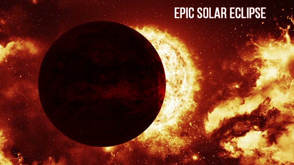 Thumbnail for Epic Solar Eclipse