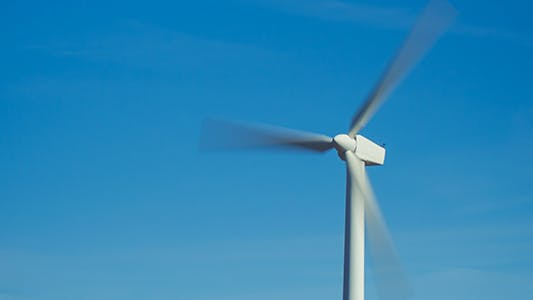 Thumbnail for Wind Turbine in Action