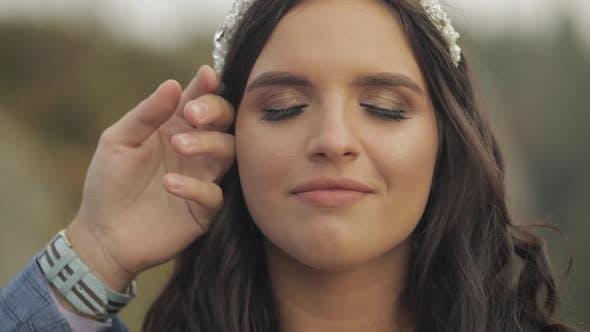 Thumbnail for Das Gesicht der Braut