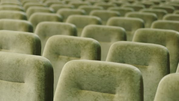 Thumbnail for Rows Of Empty Seats In a Theater