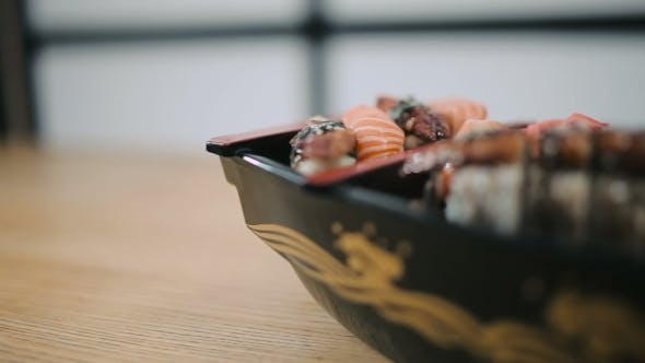 Thumbnail for Traditional Japanese Dish