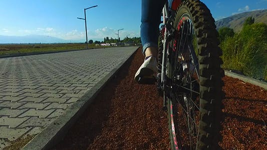 Thumbnail for Bike and Lake 6