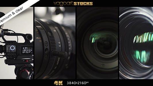 Thumbnail for Professional Camera Equipment 01