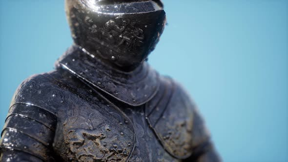 Thumbnail for Armour of the Medieval Knight. Metal Protection of the Soldier