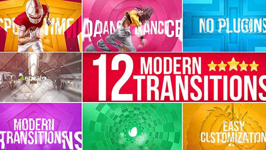 Thumbnail for Modern Transitions