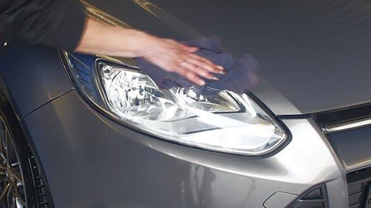 Thumbnail for Rubbing Car
