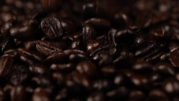 Thumbnail for Pouring Coffee Bean