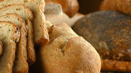 Thumbnail for Köstliche Mischung aus Brot Konzept 13