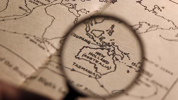 Thumbnail for Exploring an Old Map