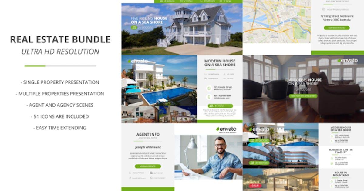 Download Real Estate Bundle by DREAMYARD_Visuals