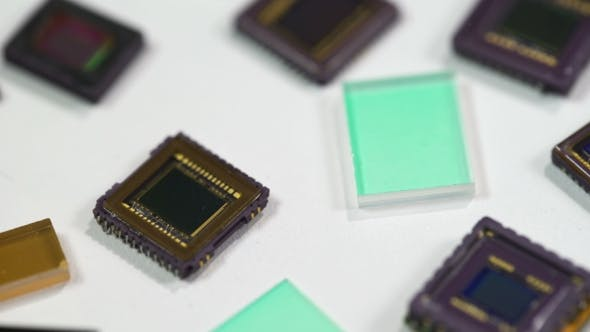 Digital Camera Sensors