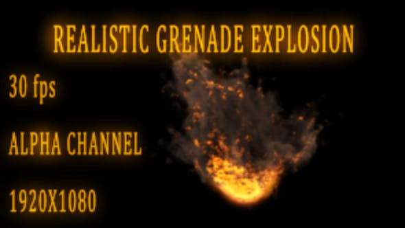 Thumbnail for Grenade Explosion