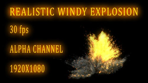 Windy Explosion