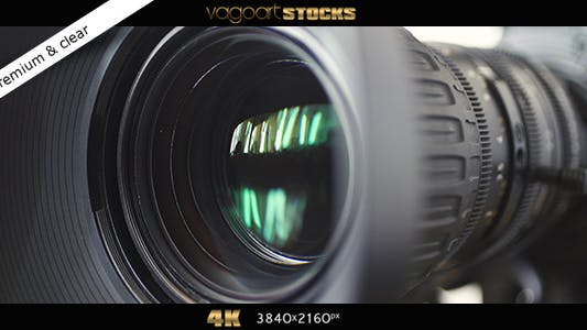 Thumbnail for Professional Camera Lens Zoom 02