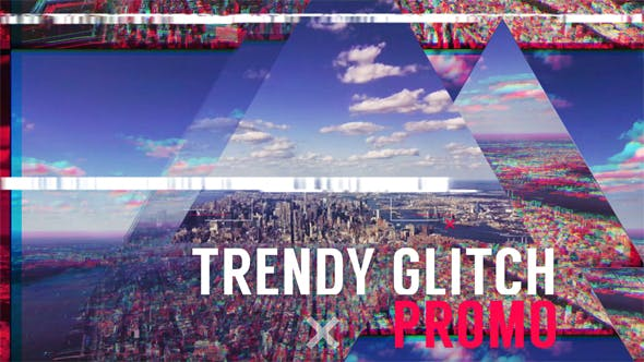 Thumbnail for Trendy Glitch Promo