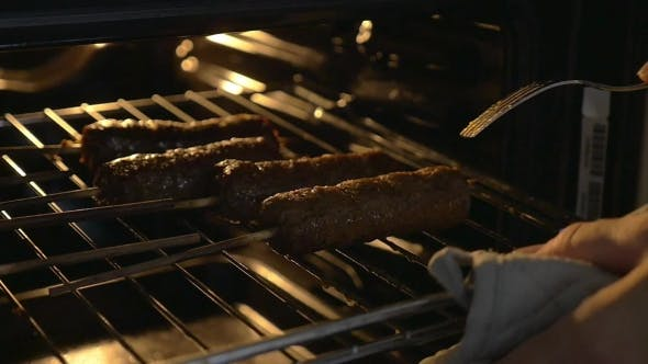 Cooking Kebabs In The Oven