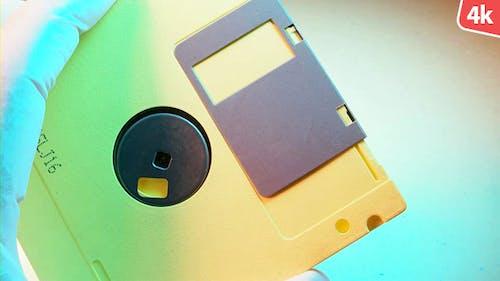 Floppy Diskette 240